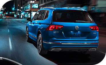 Day and night, city or highway, the 2020 VW Tiguan is dedicated to keeping you safe
