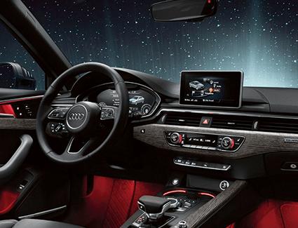 2016 Subaru Audi A3's Interior