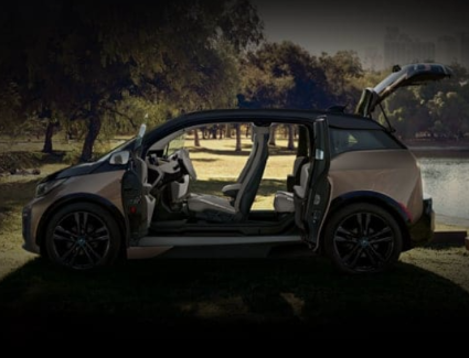 2020 Subaru BMW i3's Performance
