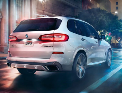 2021 Subaru BMW X5's Performance