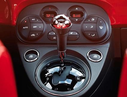 2015 FIAT 500 Sport's Interior