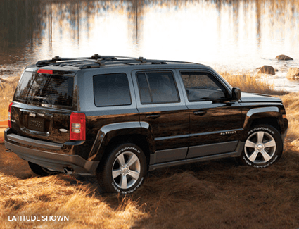 2016 Jeep Patriot's Performance