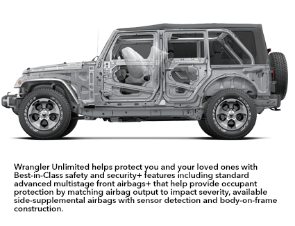 a5bf9a68b5f 2016 Jeep Wrangler Offers & Features | Tacoma Dodge Chrysler Jeep Ram