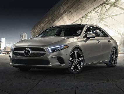 2021 Mercedes-Benz A 220 Exterior