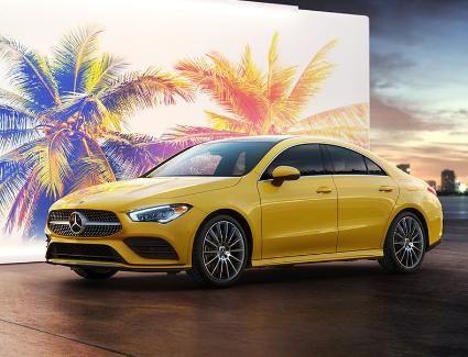 2021 Mercedes-Benz CLA Exterior
