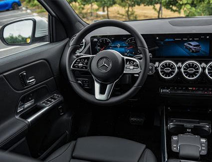 2021 Mercedes-Benz GLA 250 Interior