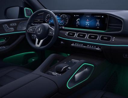 2021 Mercedes-Benz GLE Interior