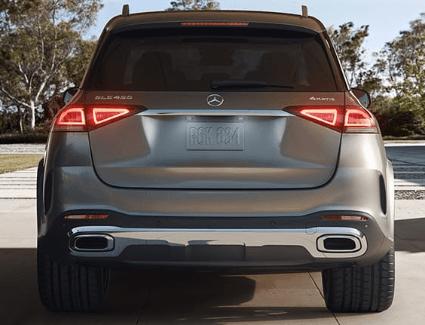 2021 Mercedes-Benz GLE Safety