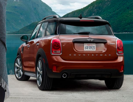 2019 Subaru MINI Cooper Countryman's Performance