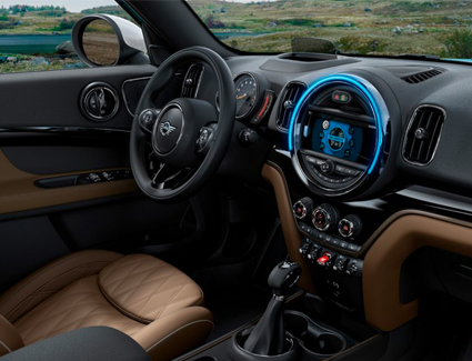 2019 Subaru MINI Cooper Countryman's Safety