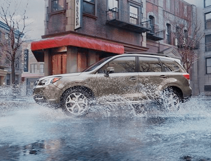 2017 Subaru Forester's Performance