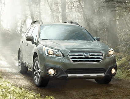 2017 Subaru Outback's Performance