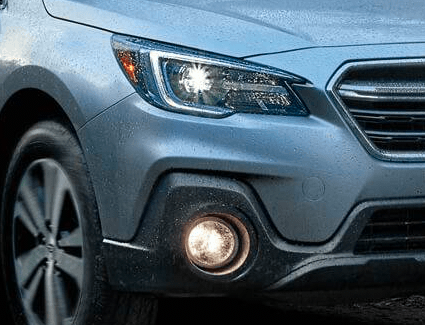 2018 Subaru Outback's Safety