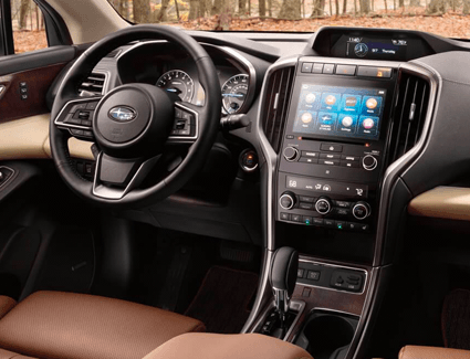2019 Subaru Ascent's Interior