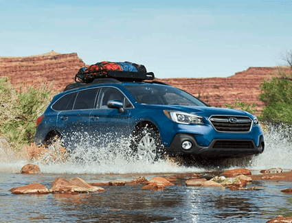 2019 Subaru Outback's Performance