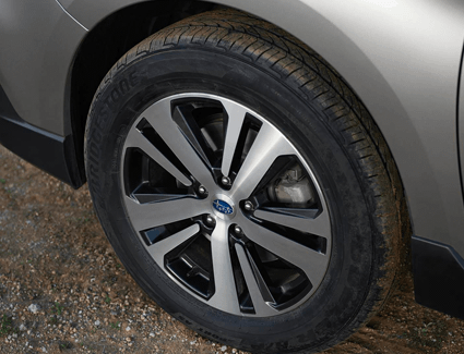 2019 Subaru Outback's Safety