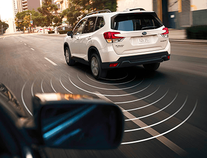 2020 Subaru Forester's Safety