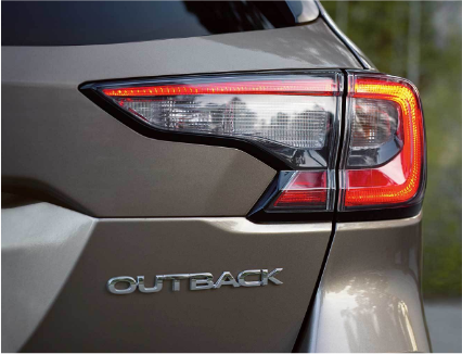 2021 Subaru Outback's Safety