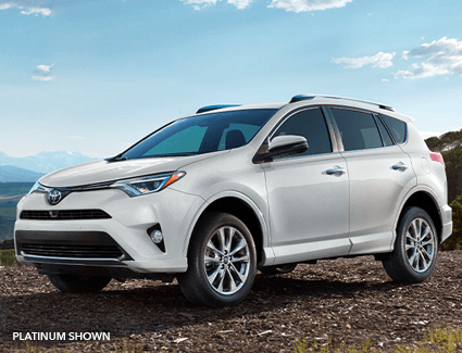 2017 Toyota RAV4's Safety