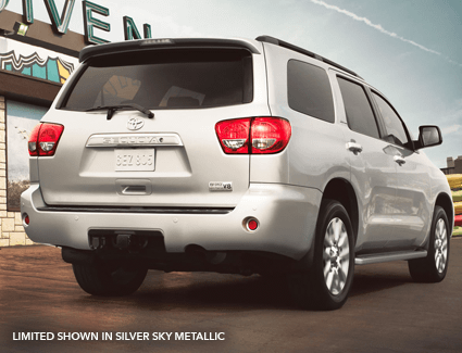 2016 Toyota Sequoia's Performance