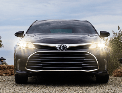 2018 Toyota Avalon Inventory