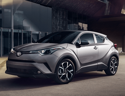 2018 Toyota C-HR Inventory