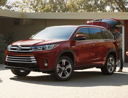2018 Toyota Highlander's Performance