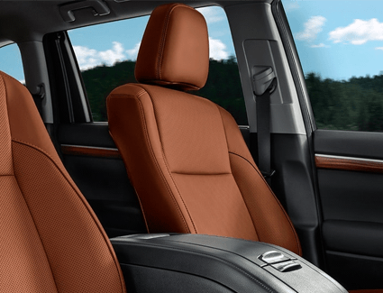 2018 Toyota Highlander's Safety