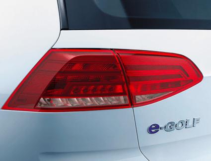 2018 VW e-Golf's Safety