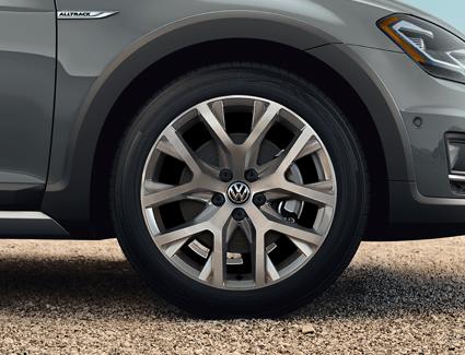 2018 VW Golf AllTrack's Performance