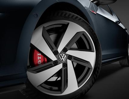 2018 VW Golf GTI's Performance