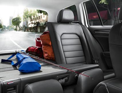 2019 VW Golf AllTrack's Performance