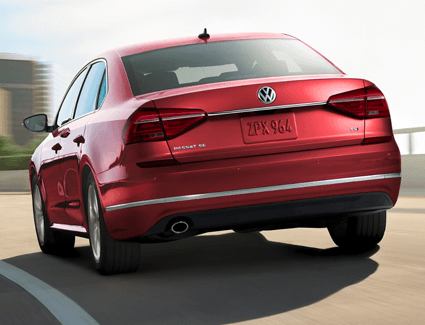 2018 VW Passat's Performance