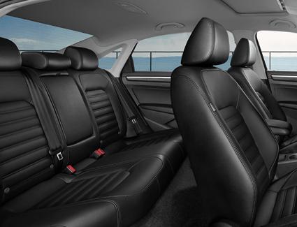 2018 VW Passat's Safety