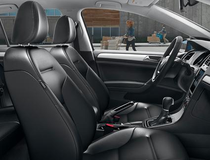 2019 VW Golf Golf's Interior