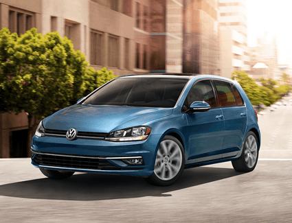 2019 VW Golf's Performance