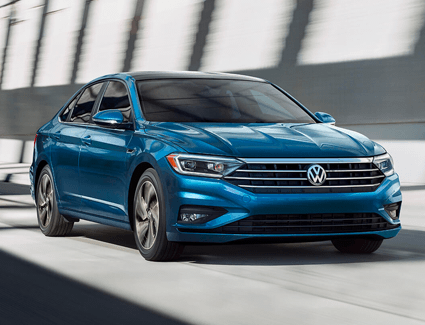 2019 VW Jetta's Exterior