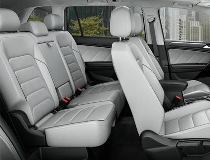 2019 VW Tiguan's Safety