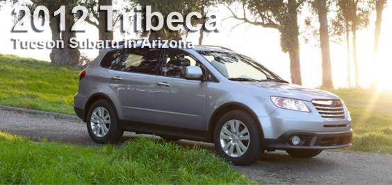 New 2012 Subaru Tribeca 36r Details Information Tucson Arizona