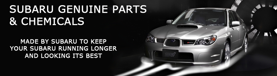 Genuine Subaru Auto-Parts & Chemicals, brake pads, remanufactured parts, coolant, at Bob Baker Subaru serving Carlsbad