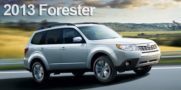 new 2013 subaru forester in seattle carter subaru ballard. Black Bedroom Furniture Sets. Home Design Ideas