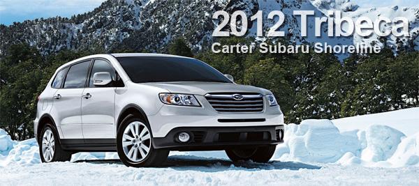 2012 Subaru Tribeca Seattle Wa Carter Subaru Ballard