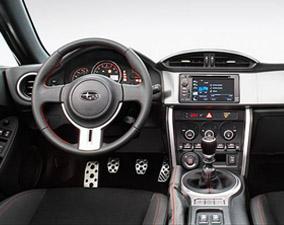 2013 Subaru BRZ Sports Coupe ...