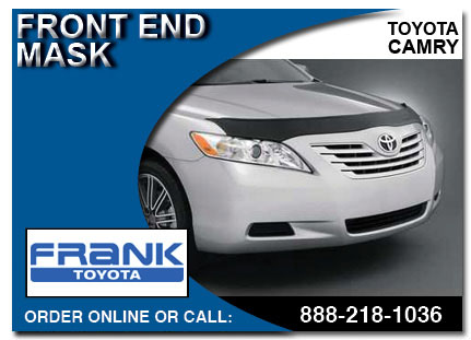 Toyota Camry Accessories >> Genuine Toyota Camry Accessories Auto Parts San Diego County