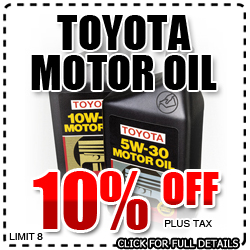 San diego county toyota parts specials toyota parts for Frank motors national city