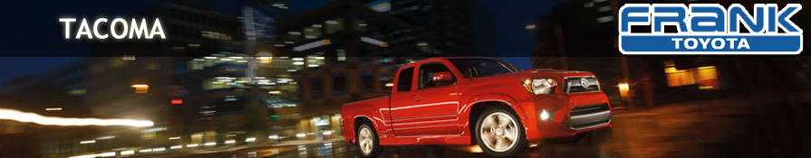 Toyota Escondido Service >> Genuine Toyota Tacoma Accessories & Auto-parts   San Diego ...