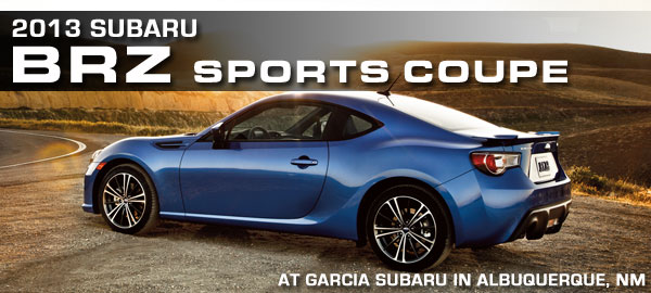 2013 Subaru BRZ Sports Coupe Specifications U0026 Features
