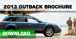 Download a New 2013 Subaru Outback Online Digital Brochure!