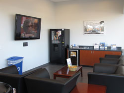 Customer Lounge at Kearny Mesa Subaru in San Diego