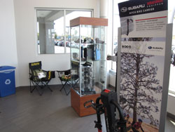 Subaru Accessories in stock at Kearny Mesa Subaru in San Diego